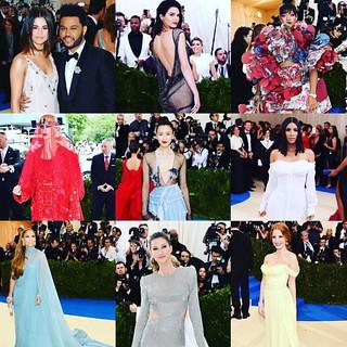 #MetGala #MetKawakubo #redcarpet #stylefyle #fashion #rihanna #rthkradio3 | by Jennifer Su