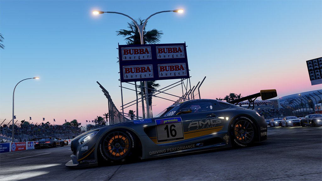 Project CARS Long Beach 8