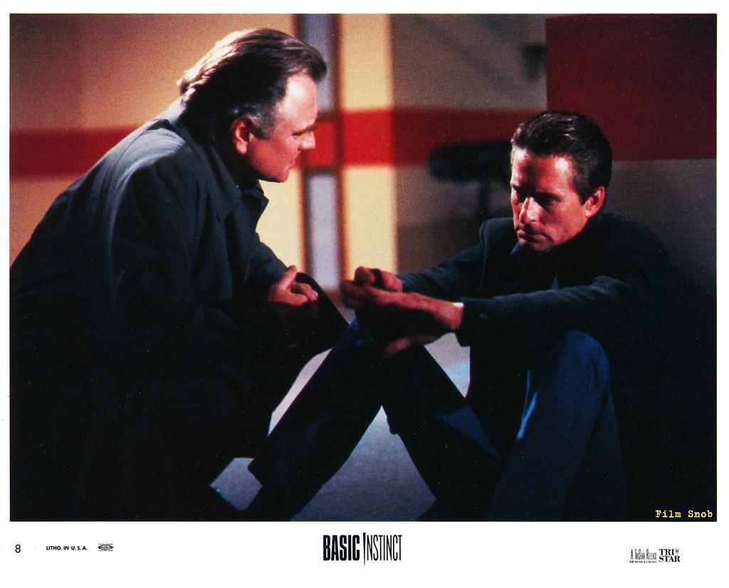 Basic Instinct 1992 Film Snob Flickr