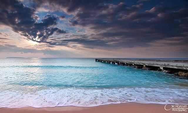 Sunrise @ Cannes La Bocca #8 (French Riviera)