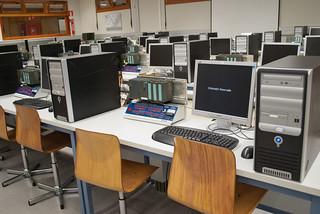 Laboratorio de Neumática / Pneumatikako laborategia
