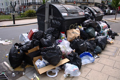 Bin Strike: Day 3 | by Dominic's pics