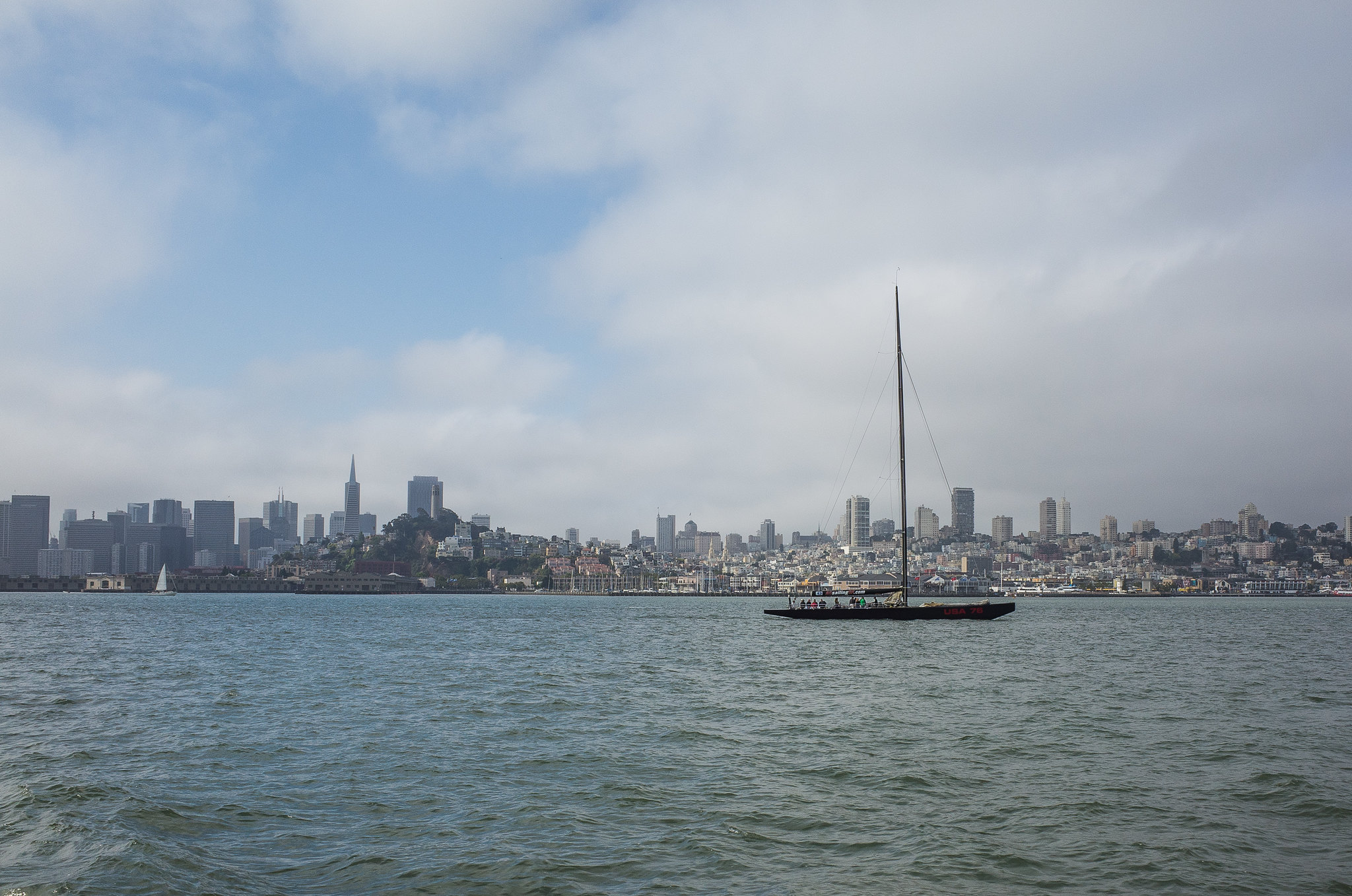 Alcatraz Angel Island And Americas Cup Frommel