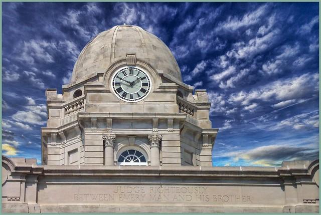Jasper County Courthouse  ~ Newton ~  Iowa