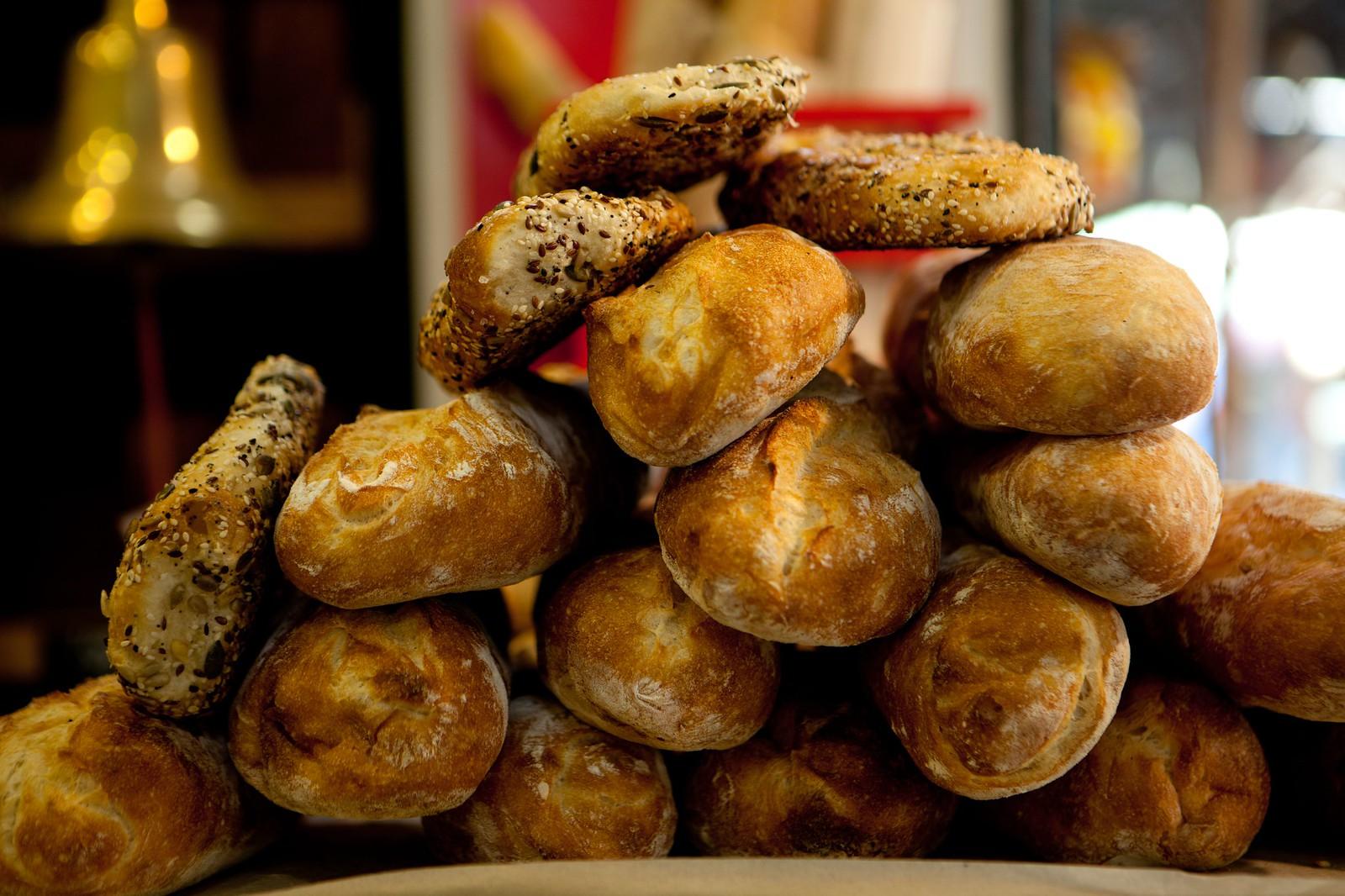 Breads_Carmel Market_ Tel Aviv Dana Friedlander