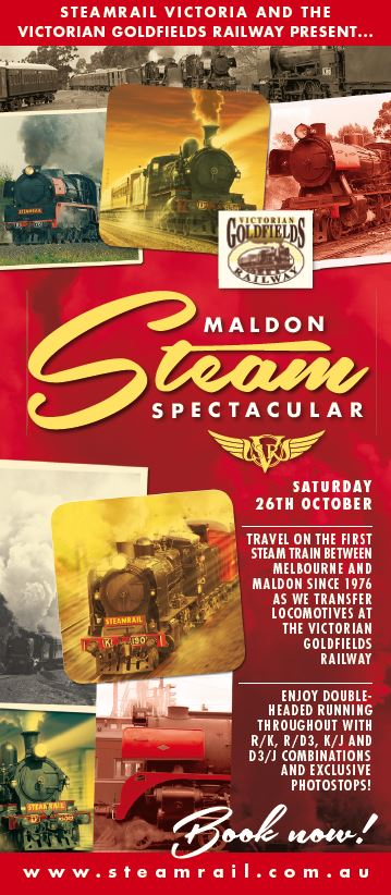 2013-10-26_Maldon-Steam-Spectacular by Steamrail Victoria