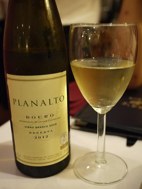 日, 2013-09-22 19:47 - Planalto Douro Vinho Branco Seco Reserva 2012
