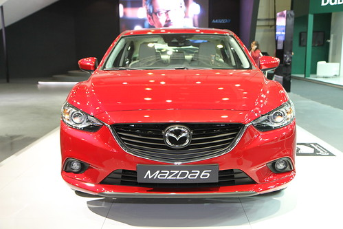 Mazda 6 | by AlBargan