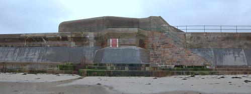 WW2 bunker Jersey