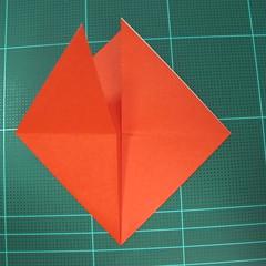 การพับกระดาษเป็นนกพิราบ (Origami pigeon) 00006
