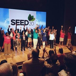 Inspire the Fire @ #Seed20 | by Justin Ruckman