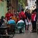 Musiciens dans la rue...la Havane