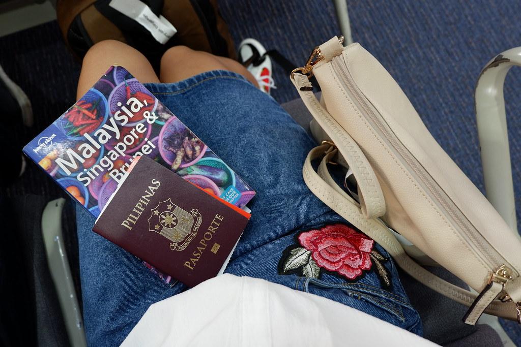 Singapore Bound