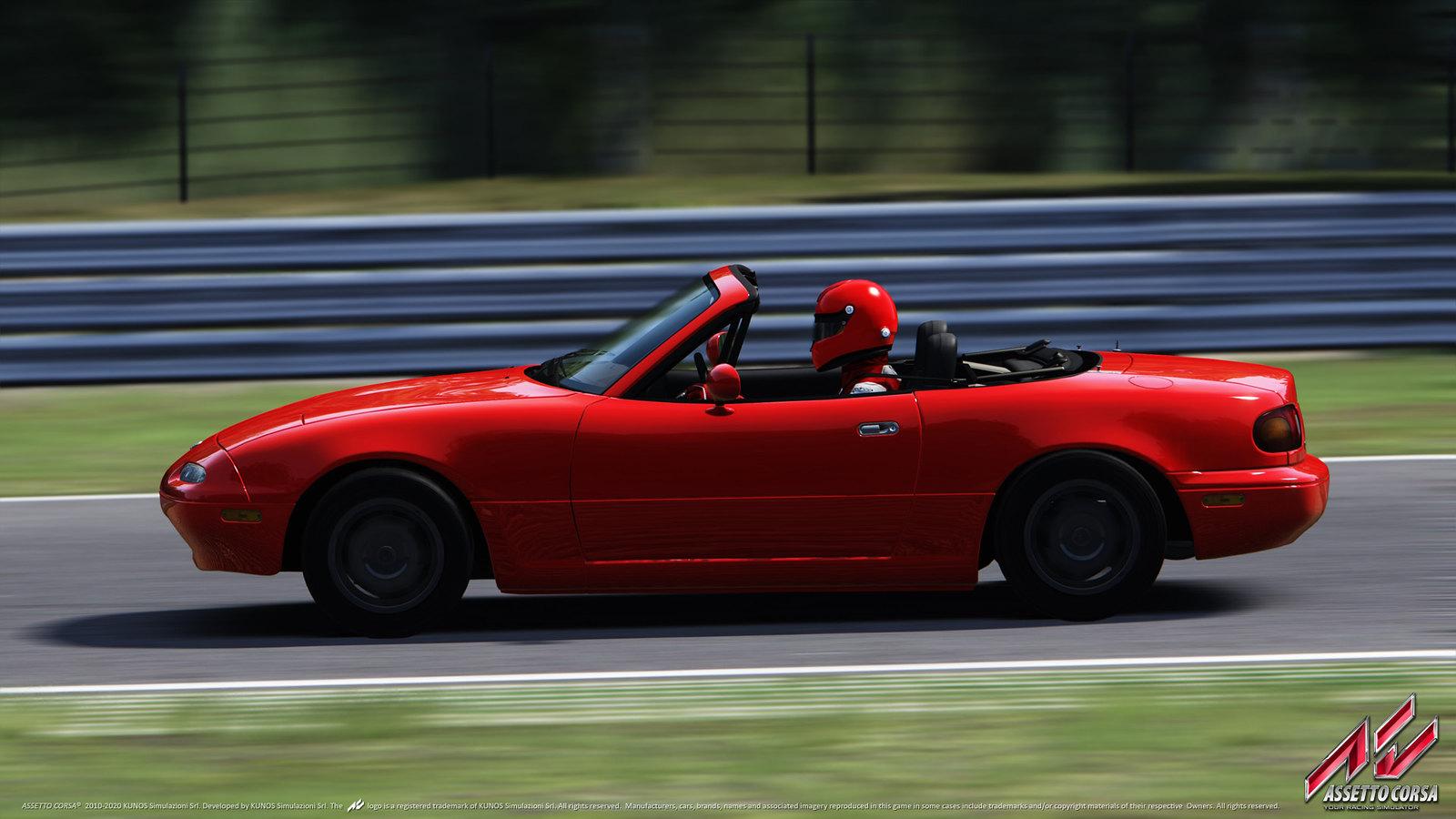 Assetto Corsa Mazda Miata
