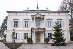 Christmas Theme Villa Merian