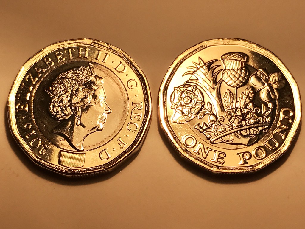 New British £1 Coin Legal Tender 28/3/17 | Released 28/3/17