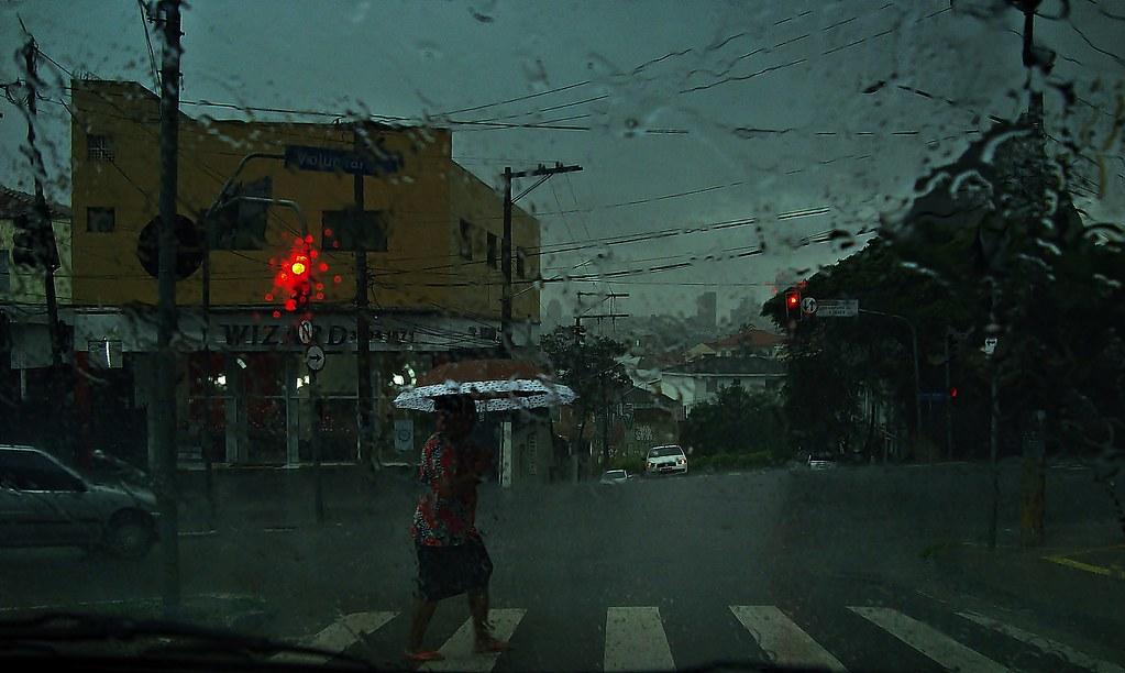 dia de chuva..