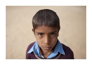 Portrait Rajasthan - India Photography