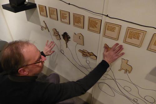 Duddon installation   by Nikki Pugh