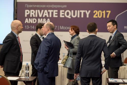 Участники конференции Private Equity and M&A 2017   by regentcapitalcommunications