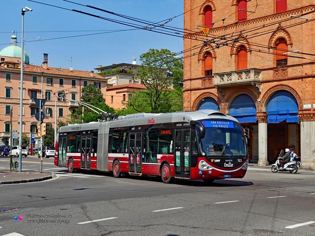 Irisbus Crealis Neo 18 T - TPER 1103