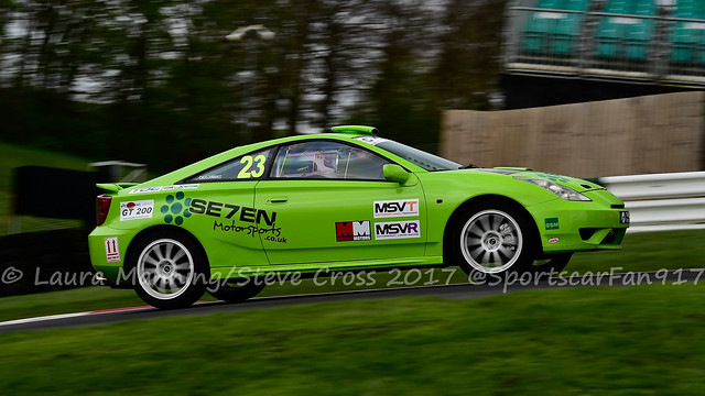 Twisted Sister Racing - Kelly Brabbin - Toyota Celica (MSVT Trackday Trophy)