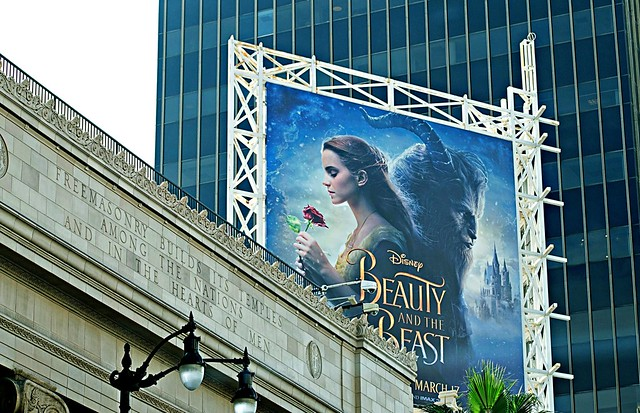 The Beauty and the Beast of Hollywood