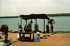 Bamako Mali April 1995 199 Niger River