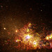 Fireworks of Star Formation Light Up a Galaxy by NASA on The Commons