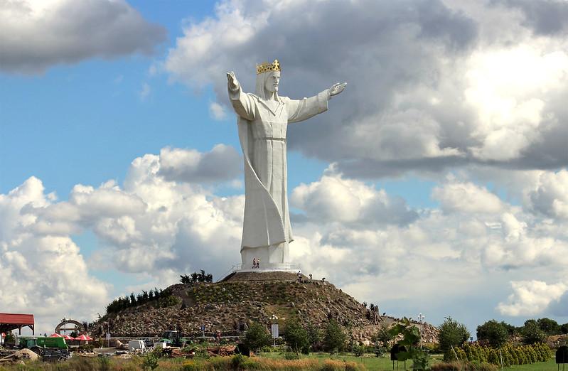 Estatua de Cristo Rey