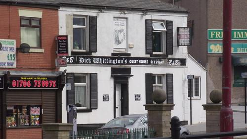 whittington grandfather Dick house s s