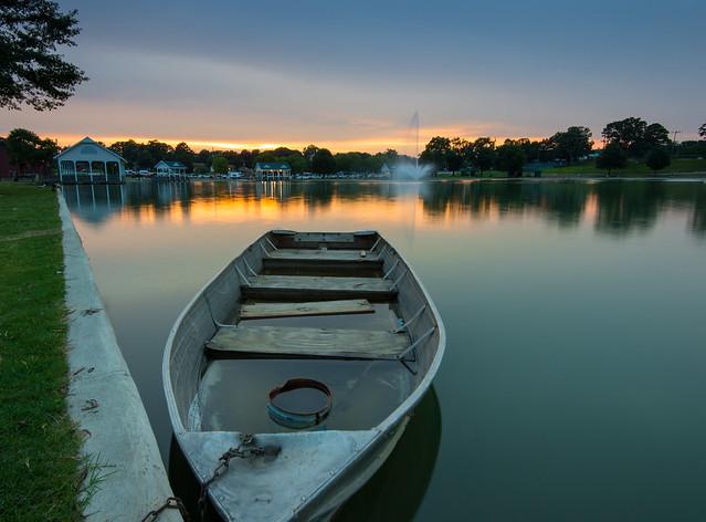 Oxford Lake (renovated)