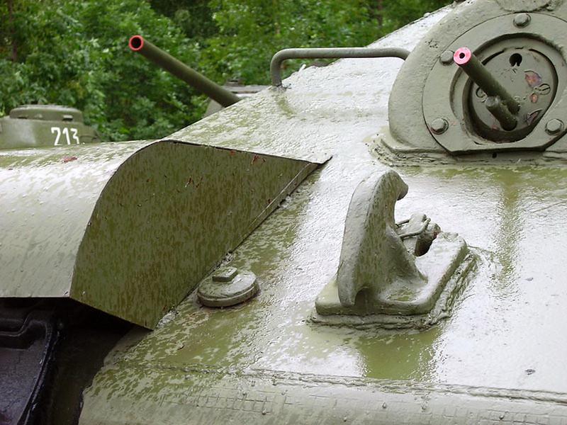 Т-34 76 Модель 1941 Года (7)