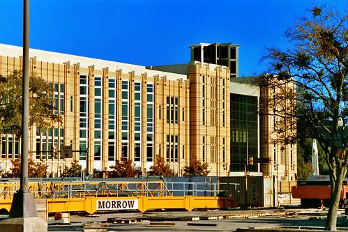 architecture parkinglot downtown cityscape texas conventioncenter fortworth