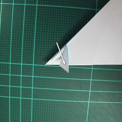 การพับกระดาษเป็นรูปตัวเม่นแคระ (Origami Hedgehog) 026
