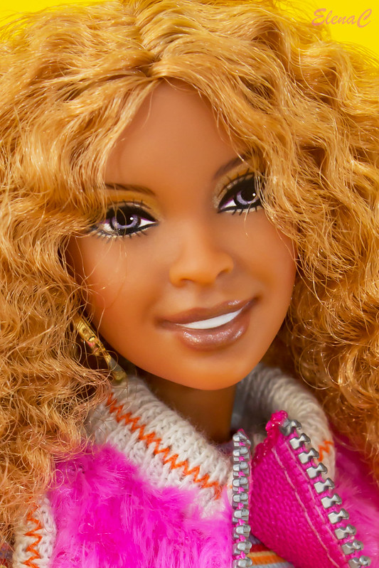 Barbie loves Benetton - New York