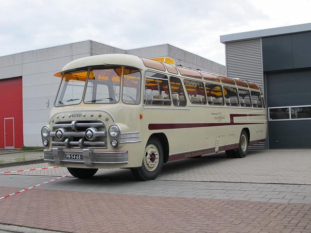 1955 Volvo B619 PB-54-68
