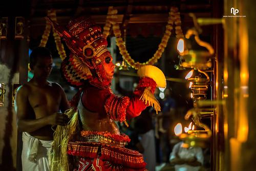 Puliyoor Kannan Vellattam Theyyam | by Navaneeth Kishor