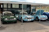 87 Triumph TR6 / 33 Triumph TR4 / 76 Triumph TR3