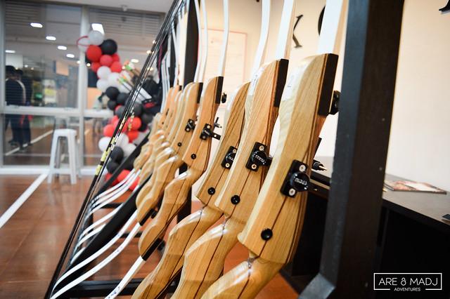 Kodanda Archery Range Eastwood