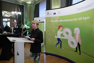 22/03/2017 - 18:13 - Exchange of good practices OSHA Residence Palace  Healthy workplaces campaign partner event
