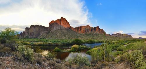 arizona southwest river desert saltriver mesa sonorandesert desertlandscape arizonapassages