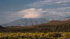 Mono Lake-west mountain