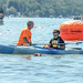 Great Race 2013 Canoeing