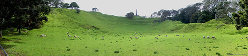 Panorama of One Tree Hill | by Benjamin Beck