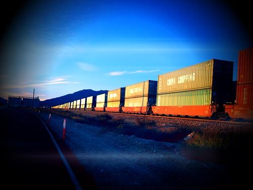 camera sunlight train freighttrain