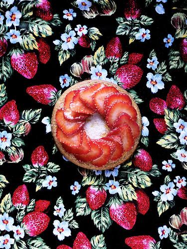 tarte fraise | by studio mixture
