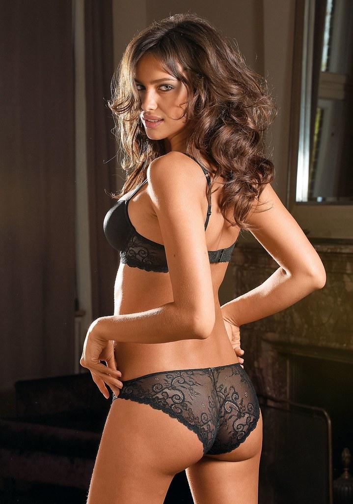 outlet uk availability quality products Irina Sheik - Lascana Lingerie Photoshoot (27) | Siervo ...