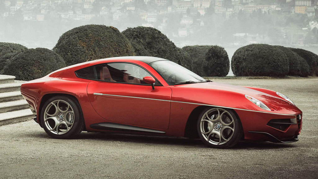 Alfa Romeo Disco Volante >> Alfa Romeo Disco Volante By Touring For More Information P