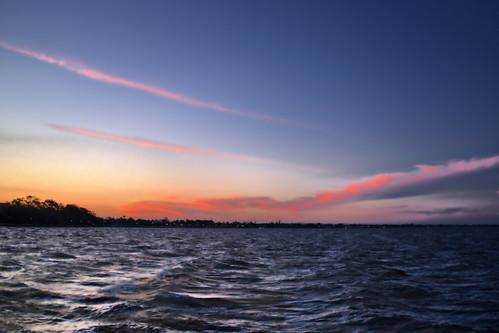 sunset clouds shorncliff cloudsstormssunsetssunrises